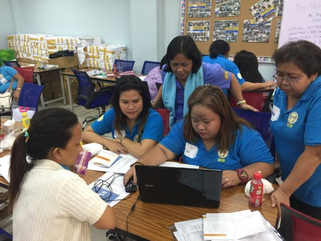 Community based rabies surveillance (CBRS) training in the Philippines